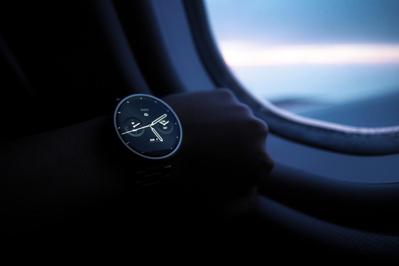 nowoczesny smartwatch